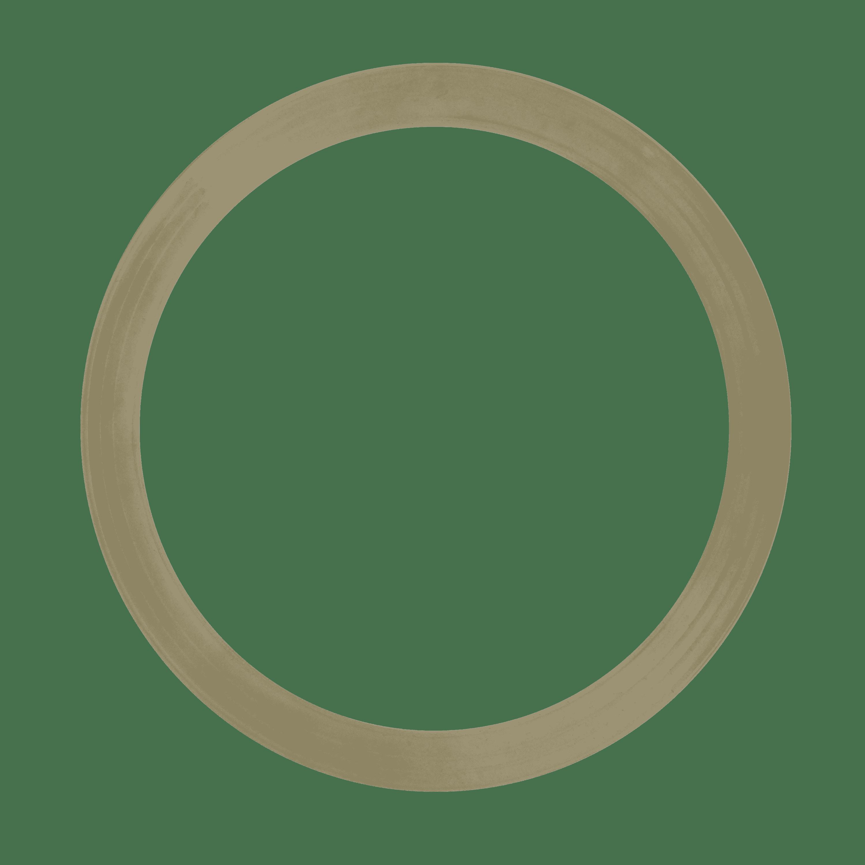 Прокладка алюминиевой крышки бидона